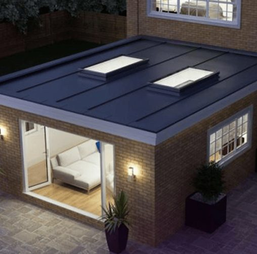 Flat Rooflights - Superb thermal performance