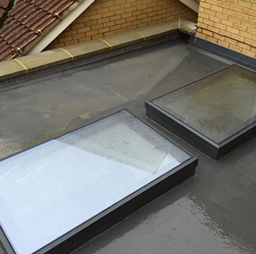 Flat Rooflights - Not just grey