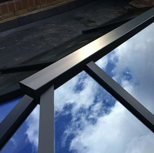 Roof Lanterns - Atlas clean lines