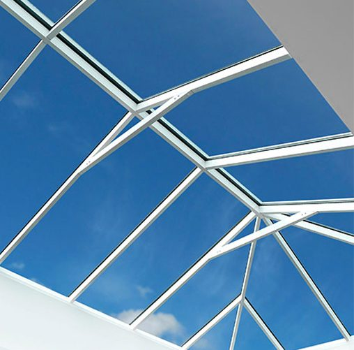 Roof Lanterns - Strength where it matters