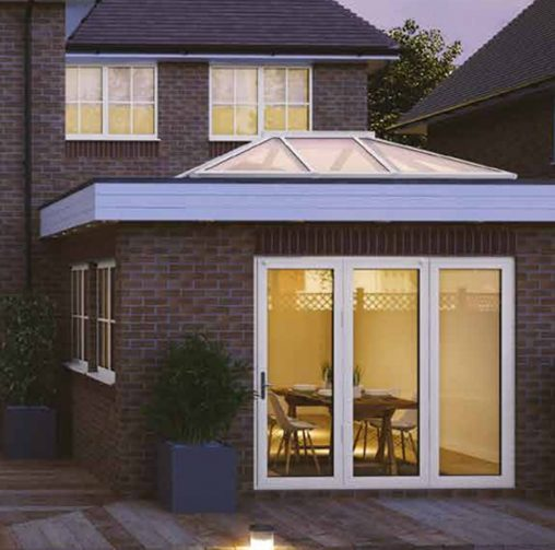 Roof Lanterns - Climatic control guaranteed
