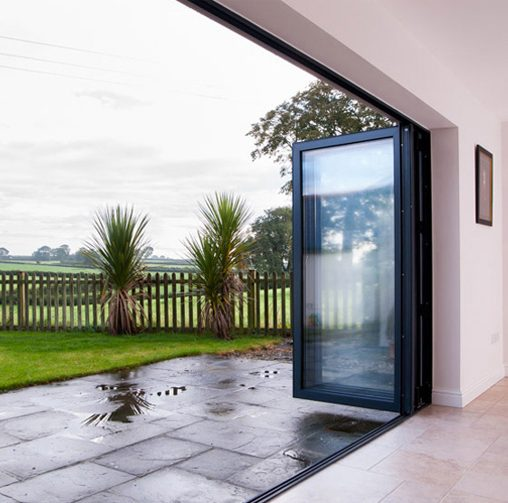 Warmcore Aluminium Bi Fold Features