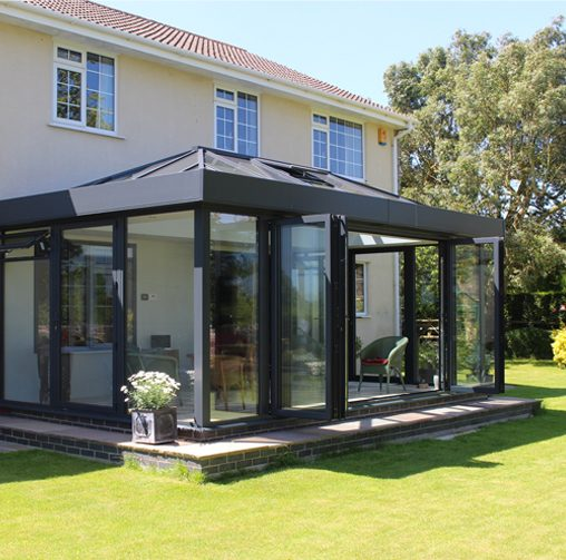 Real Bi-folds - Stylish and strong and easy to move