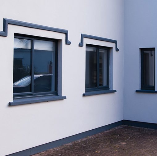 REAL Aluminium Window