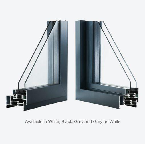 REAL Windows - Square Contemporary